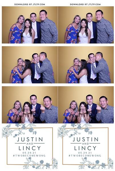 Justin + Lincy