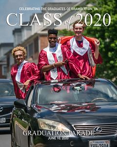 2020 Brambleton Parade: Commemorative