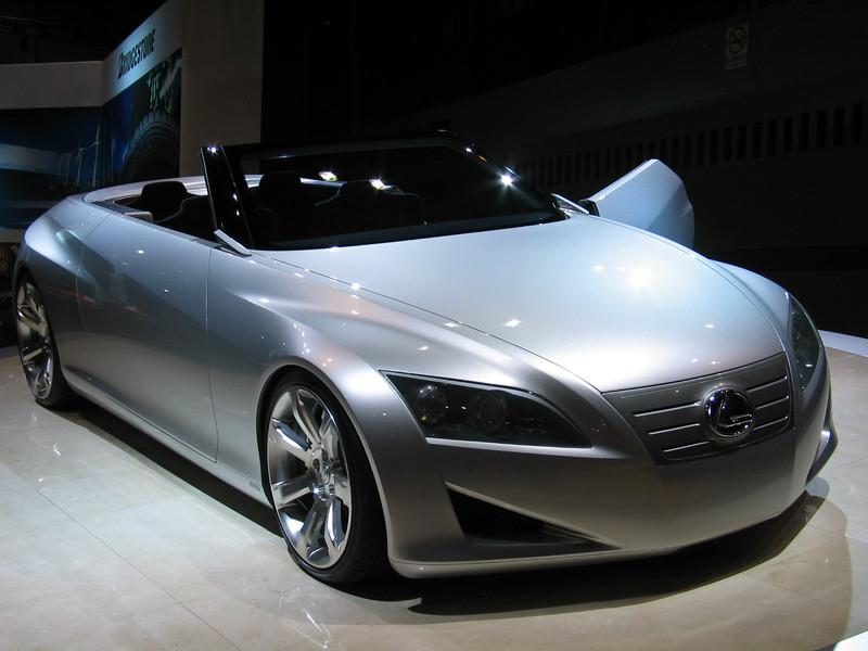 Concept Lexus LF-C