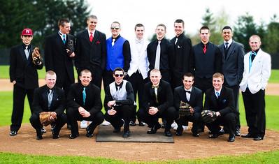 2011 Cavs Baseball Team