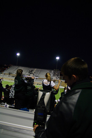 Dripping Springs Game (October 29, 2010)