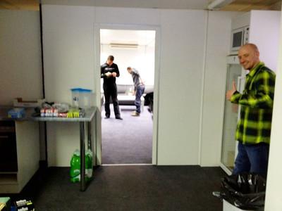 2011 Soelden/Obergurgl-Hochgurgl/Oetztal - Mobile Nutrition Center
