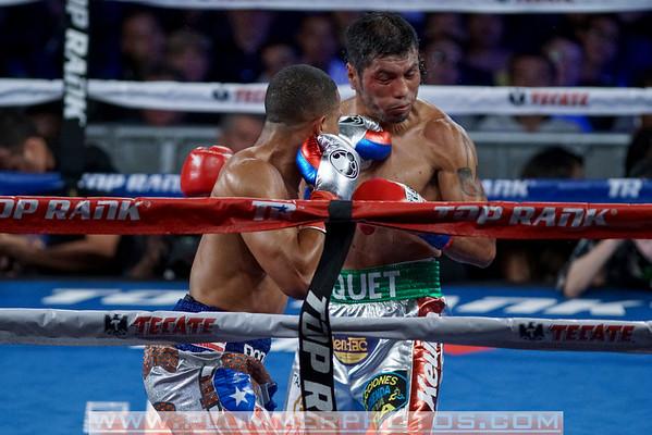 Felix Verdejo Defeats Juan Jose Martinez by TKO