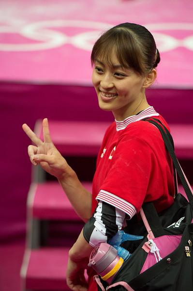 __02.08.2012_London Olympics_Photographer: Christian Valtanen_London_Olympics__02.08.2012__ND44007_final, gymnastics, women_Photo-ChristianValtanen