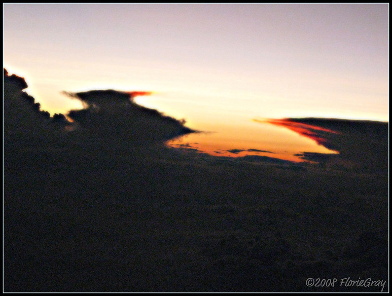 Cloud Study  ©2008 FlorieGray