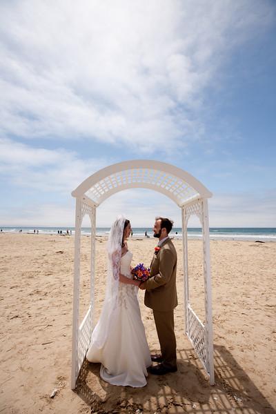 Travis & Jennifer Wedding Ceremony