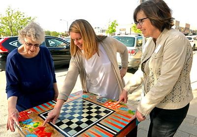 La Grange Game Tables