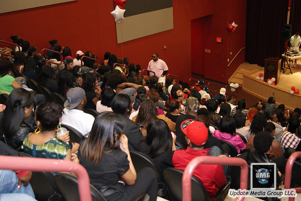 3rd Annual DELTA CHOICE AWARDS| Delta Sigma Theta, Delta Beta Chapter| EMU 2K11
