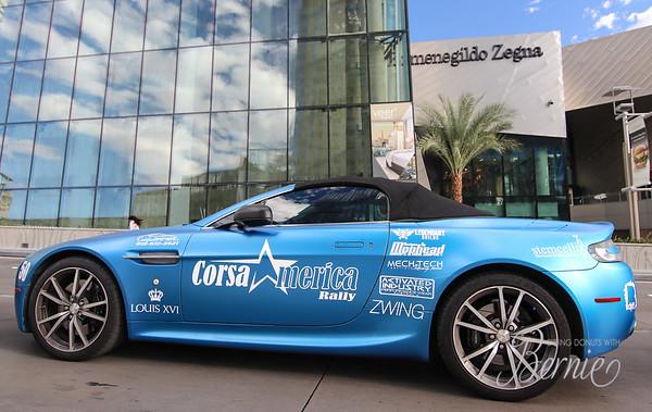Corsa Rally: Las Vegas Departure
