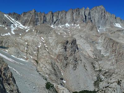 Candlelight Peak WPSMB Group Climb - July 31, 2010
