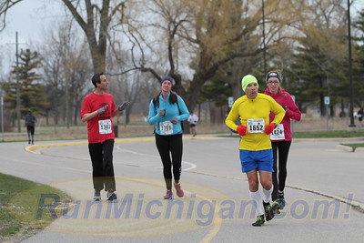 Half Marathon 6.5 mile mark Gallery 1 - 2018 McLaren Let's Move