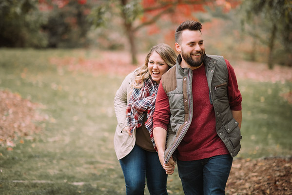 UW Arboretum Engagement | Katie and Kyle | Seattle Wedding Photographer