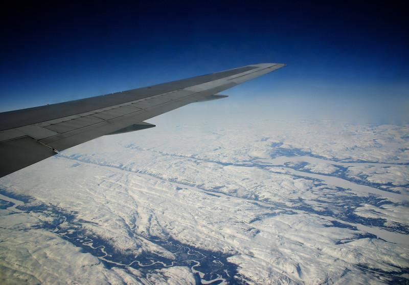 frozen Canada