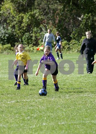 10/16/2005 (Girls) Storm vs Schooners