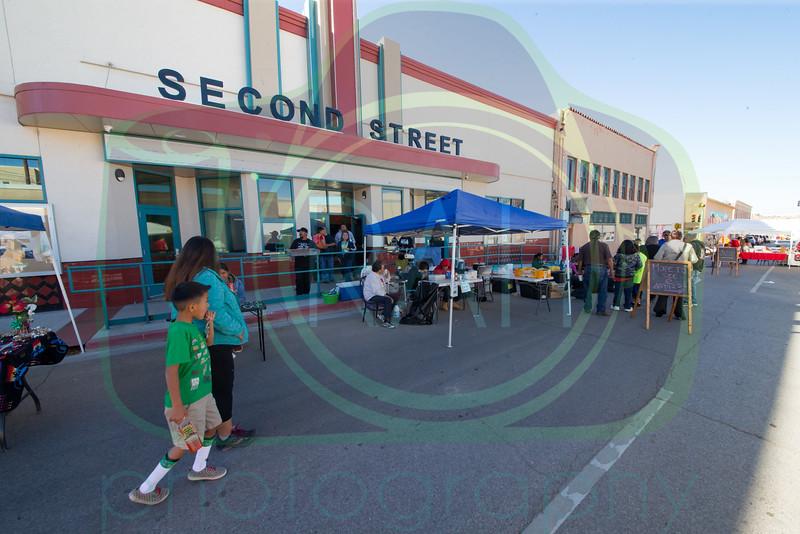 Second Street Arts Festival 2016