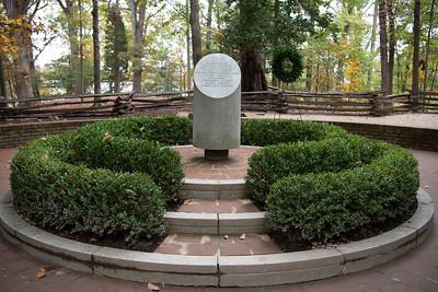 10/05/2019 Slave Memorial at Mount Vernon