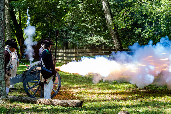 Revolutionary War Weekend at Historic Cold Spring Village 2019