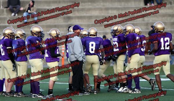 JV Football,AHS vs South Glen Falls 10-16-2009
