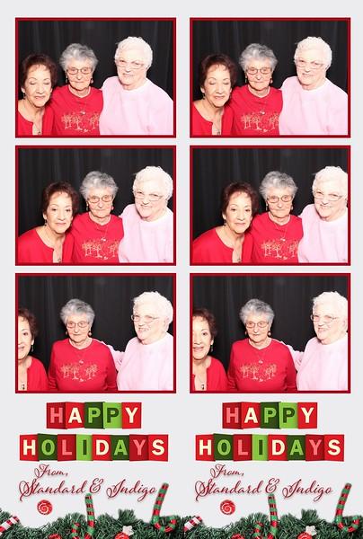 Happy Holidays from Standard & Indigo (12/19/18 & 12/21/18)