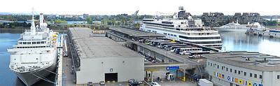 Port de Montréal