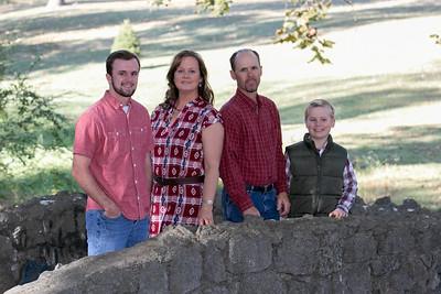 Barnes Family 2016