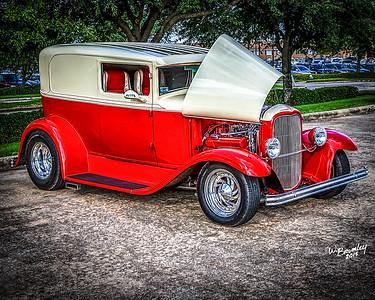 Jackie's '31 Sedan Delivery