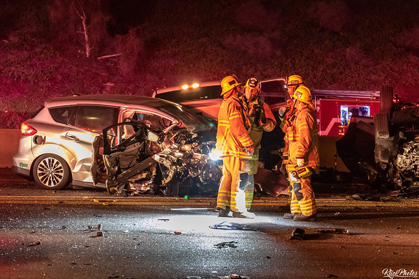 Irvine: Fatal Freeway Pileup