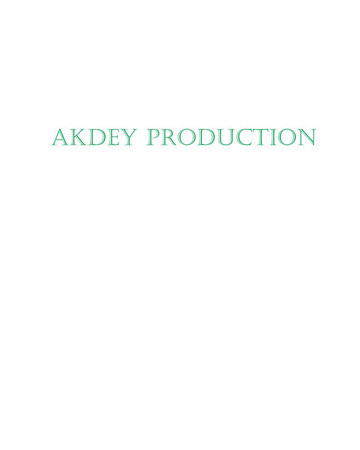 AKDEY PRODUCTION