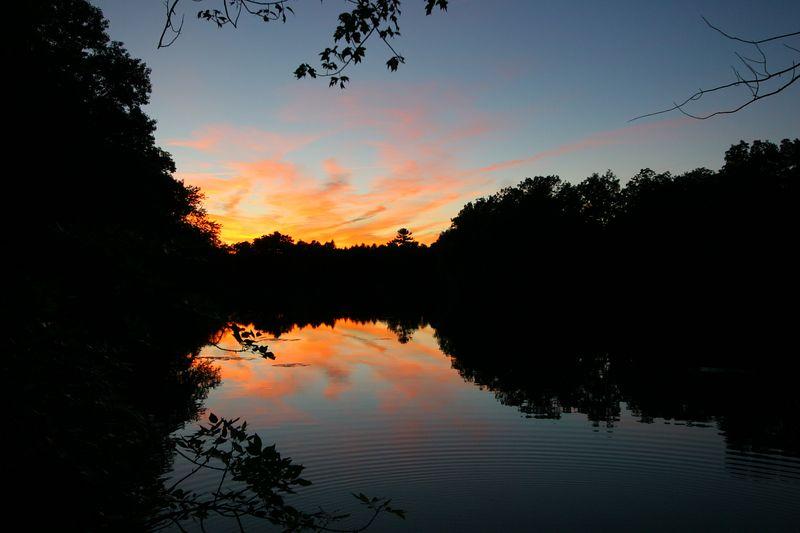 Charles River Dusk 30 September 2005