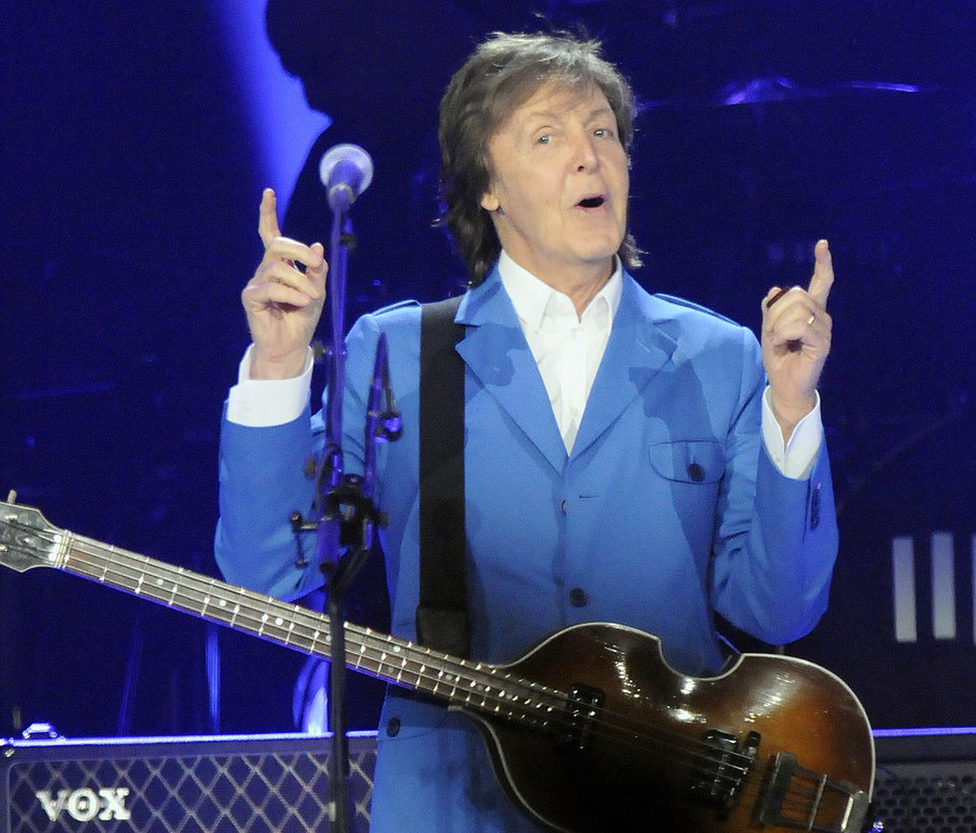 ". 10. (tie) PAUL McCARTNEY <p>Offering a great chance for you to spend the night at Target Field without having to watch the Twins get their ass kicked. (previous ranking: unranked) </p><p><b><a href=""http://www.twincities.com/entertainment/ci_25607654/paul-mccartney-play-target-field-august\"" target=\""_blank\""> LINK</a></b> </p><p>    (Hans Pennink/Invision/AP)</p>"