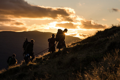 National Trust for Scotland - Torchlight Challenge,  2017