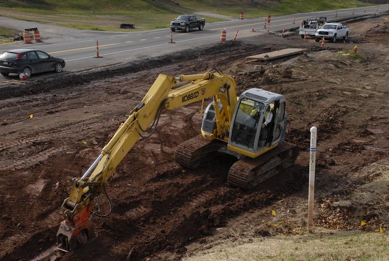 NPK C4C compactor on Kobelco 135SR mini excavator (10).JPG