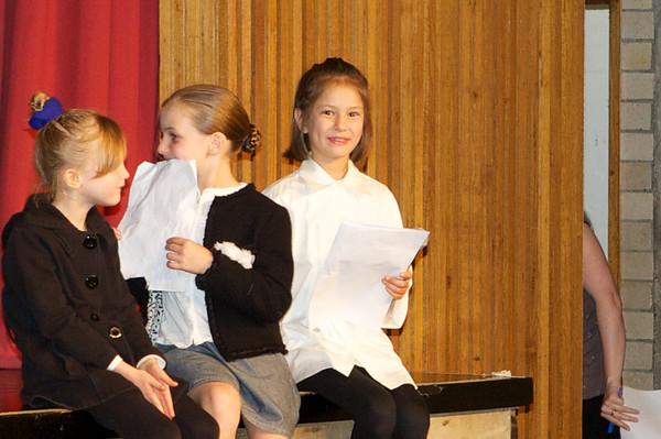 2012 Annual Extra Curricular Drama Showcase