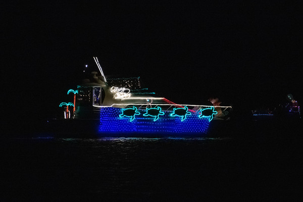 Laughlin, Nevada and Lake Mead Boat Parade