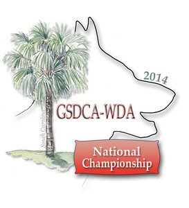 GSDCA-WDA National IPO & FH Championship 2014