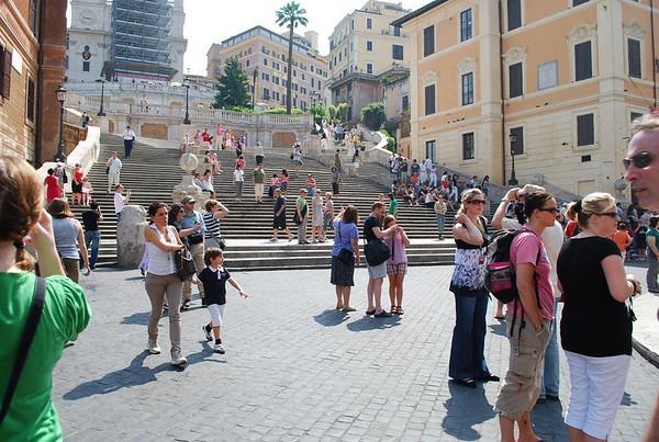 Italy - Family Vacation 2008