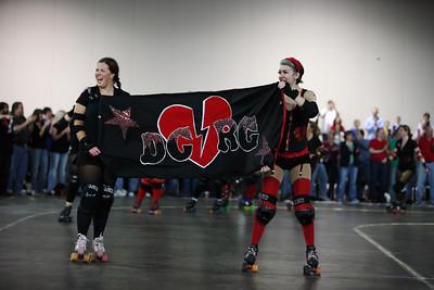 DCRG vs. Rollergirls of Central Kentucky - 03/28/2009