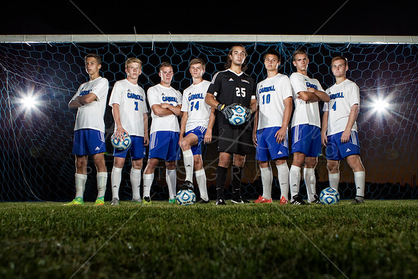 Carroll Soccer 2016