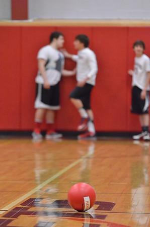 Dodgeball Tournament 2-25-15