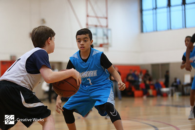 12/11/16  - Newark YMCA U14 (Travel Teams)