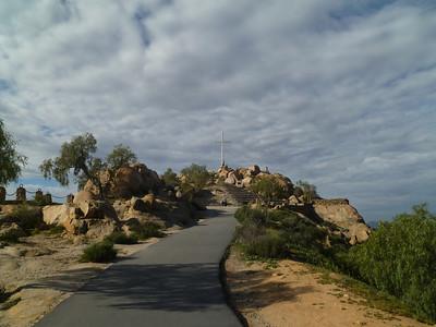 Mt Rubidoux, March 3, 2013