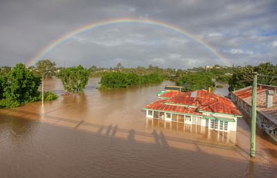 Ipswich Flood Jan 11-12 2011