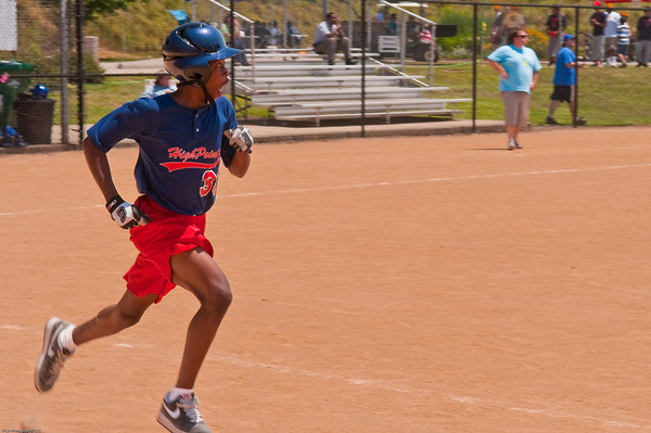 2011 Special Olympics of North Carolina - Softball