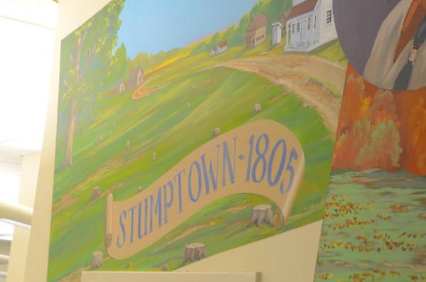 Matthews Town Mural