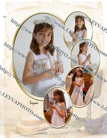 SJV Communion Collages 2013