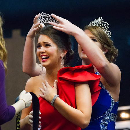 Crowning & Backstage Pictures