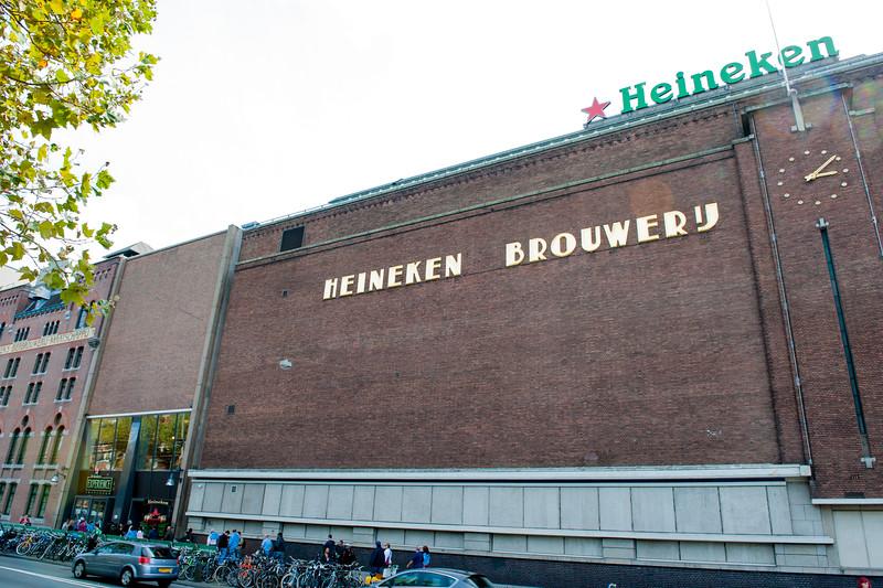 Heineken Experience