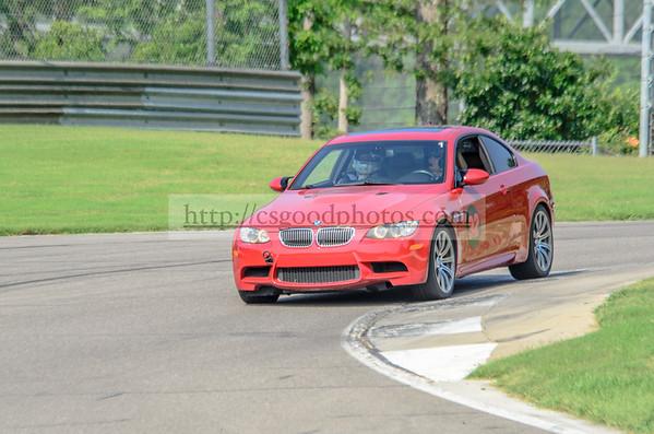 JB 92 Red BMW