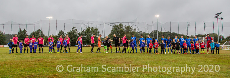 AFC Stoneham vs Eastleigh FC