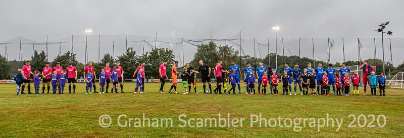 AFC Stoneham vs Eastleigh FC